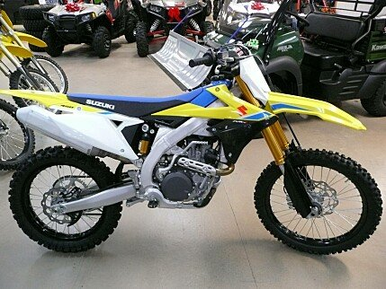 2018 Suzuki RM-Z450 for sale 200502945