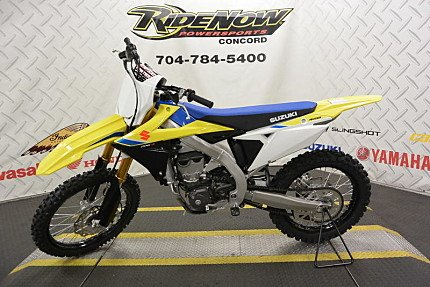 2018 Suzuki RM-Z450 for sale 200522546