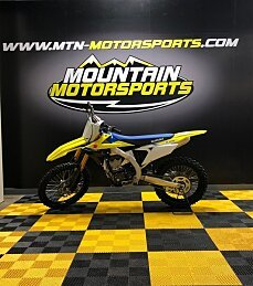 2018 Suzuki RM-Z450 for sale 200552681