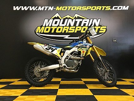 2018 Suzuki RM-Z450 for sale 200585089