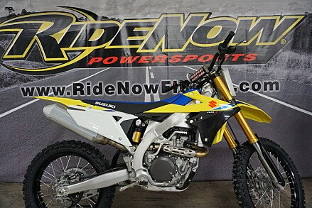 2018 Suzuki RM-Z450 for sale 200594006