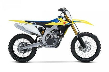 2018 Suzuki RM-Z450 for sale 200594366