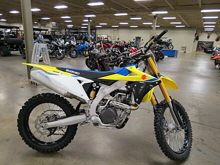 2018 Suzuki RM-Z450 for sale 200595961