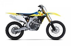 2018 Suzuki RM-Z450 for sale 200607991