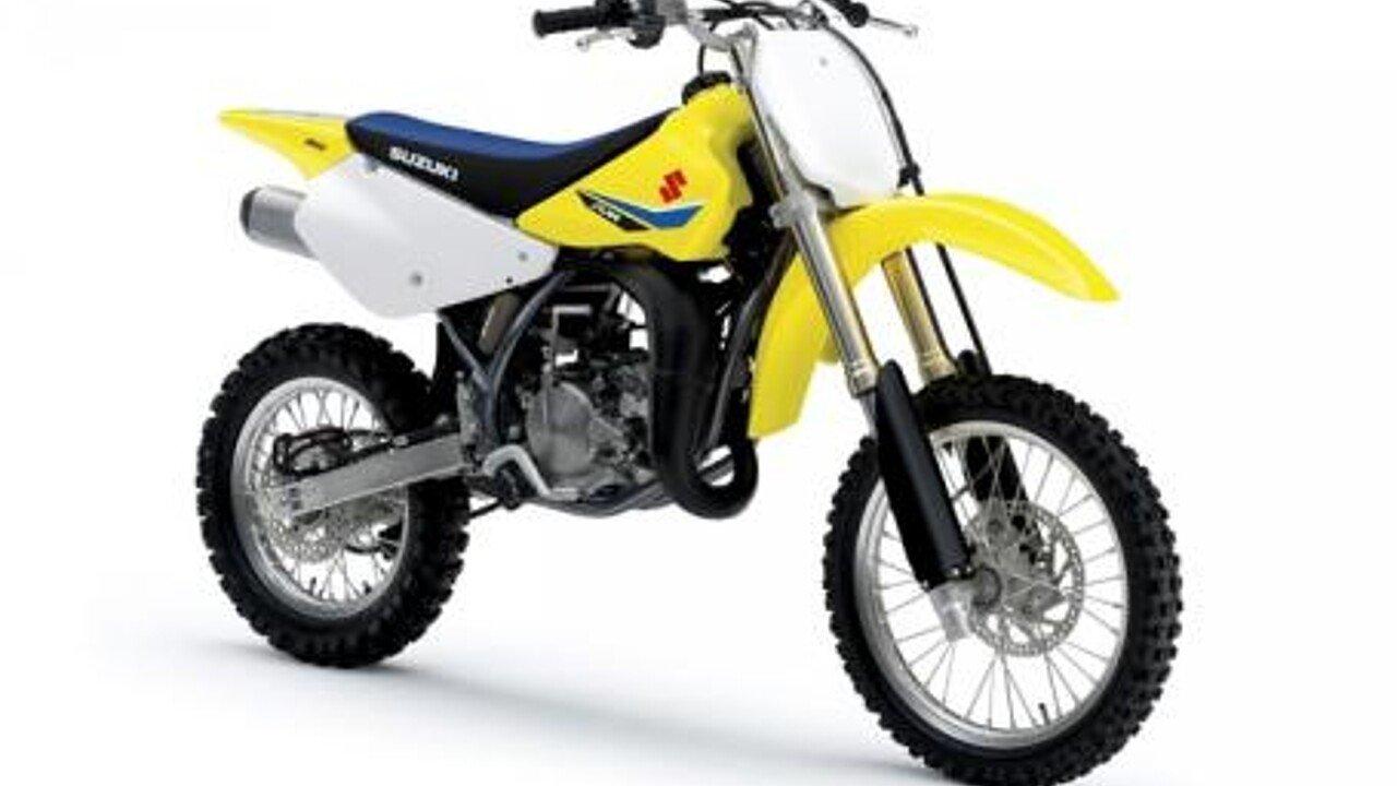 2018 Suzuki RM85 for sale 200594347