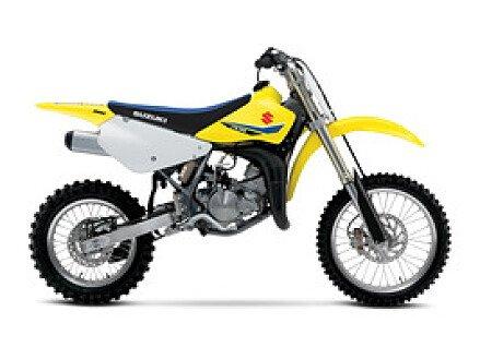 2018 Suzuki RM85 for sale 200494527