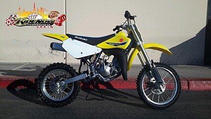 2018 Suzuki RM85 for sale 200515003
