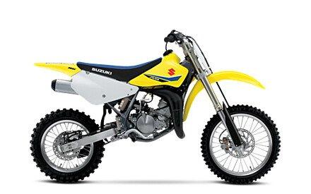 2018 Suzuki RM85 for sale 200524207