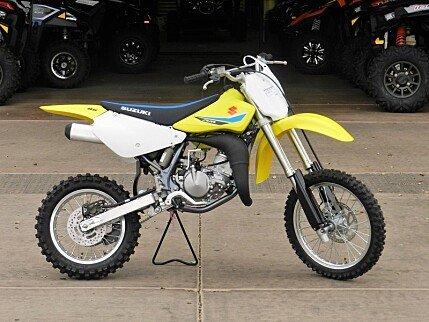 2018 Suzuki RM85 for sale 200565640