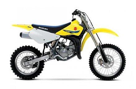 2018 Suzuki RM85 for sale 200607526