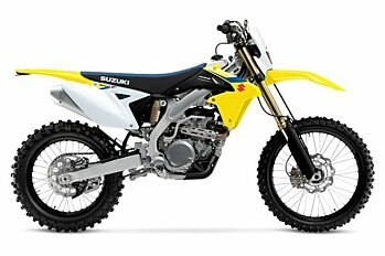2018 Suzuki RMX450Z for sale 200496257