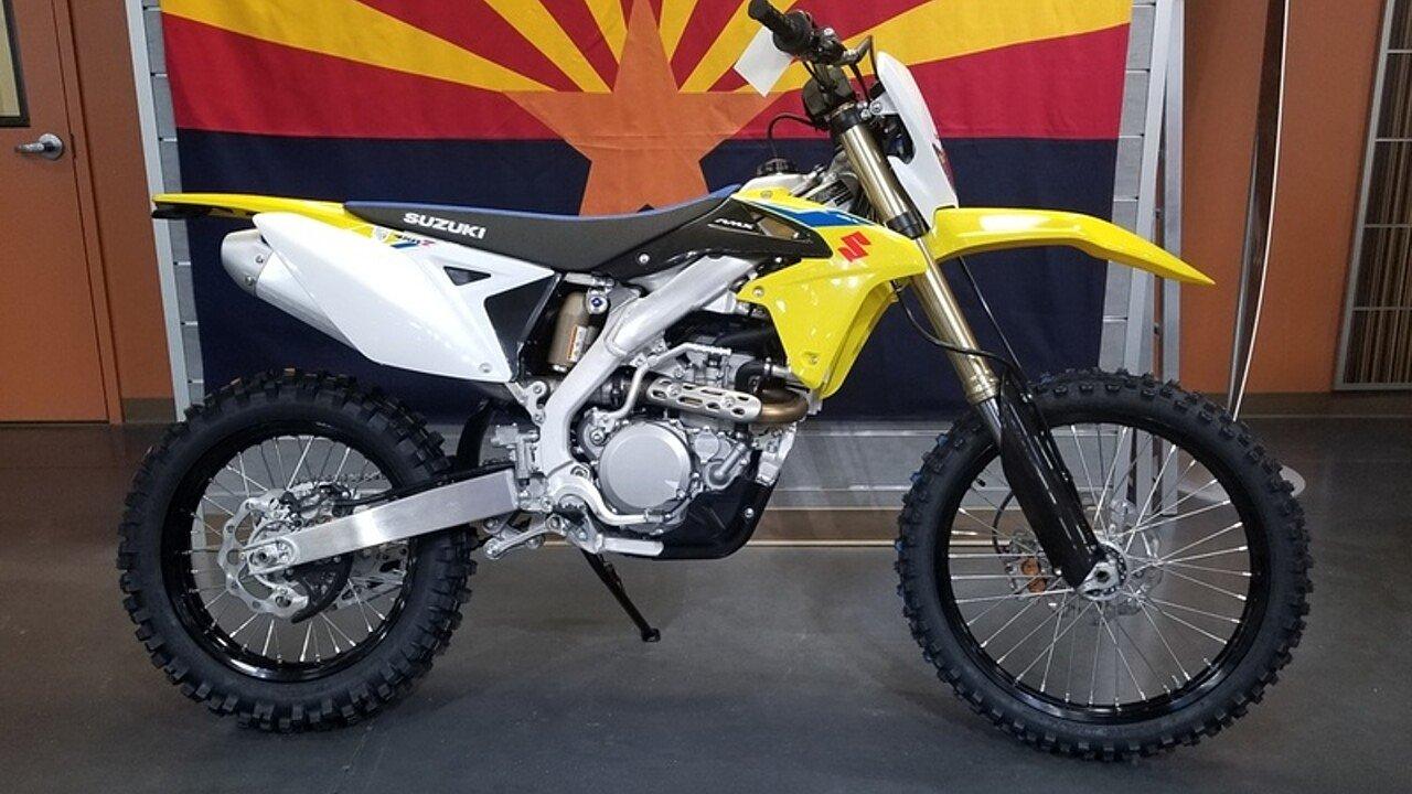 2018 Suzuki RMX450Z for sale 200545288