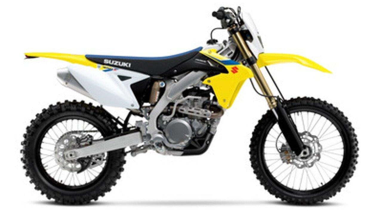 2018 Suzuki RMX450Z for sale 200594525
