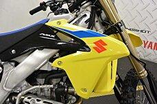 2018 Suzuki RMX450Z for sale 200492282