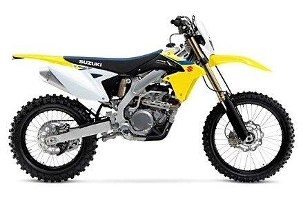 2018 Suzuki RMX450Z for sale 200496257