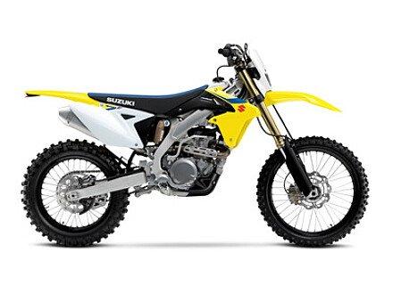 2018 Suzuki RMX450Z for sale 200508849