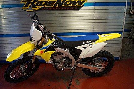 2018 Suzuki RMX450Z for sale 200510603