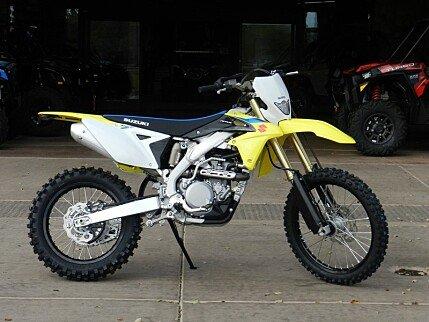 2018 Suzuki RMX450Z for sale 200565691