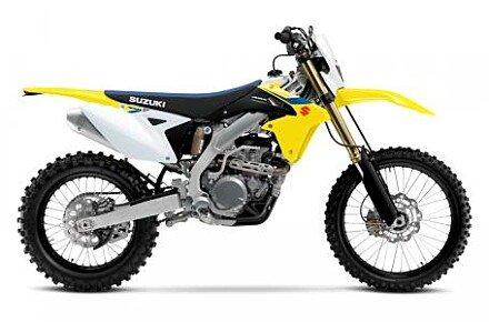2018 Suzuki RMX450Z for sale 200607844