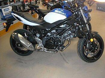 2018 Suzuki SV650 for sale 200527886