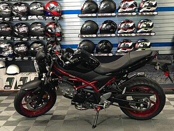 2018 Suzuki SV650 for sale 200549159