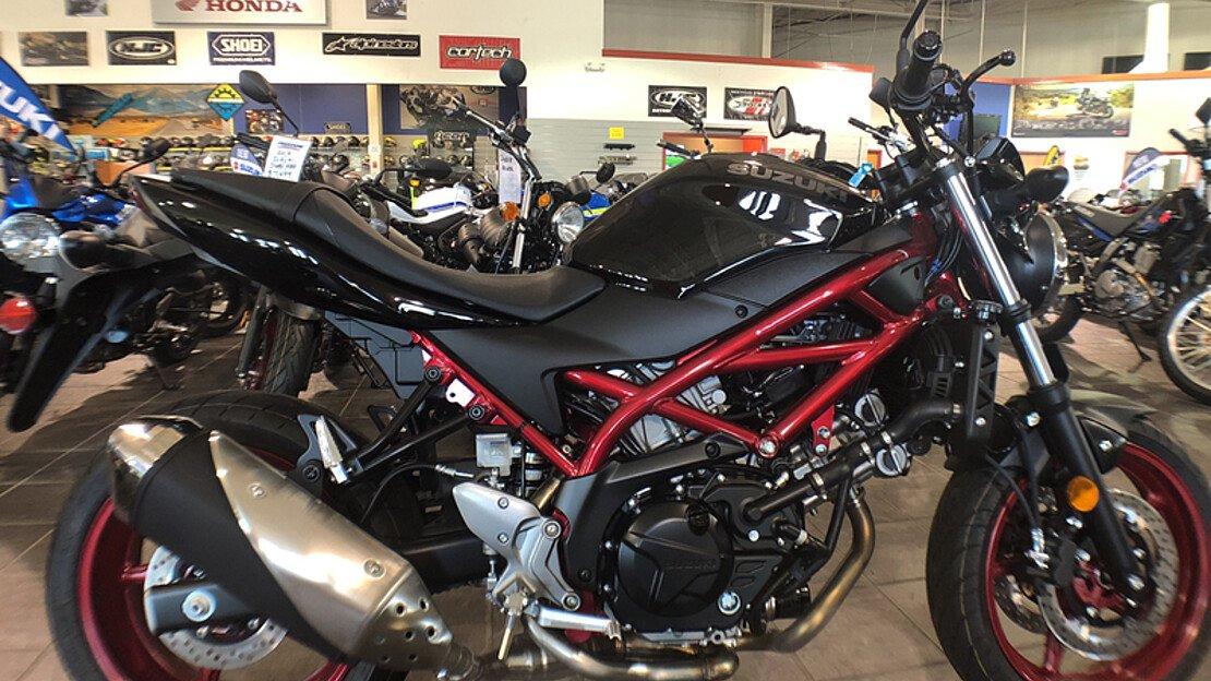 2018 Suzuki SV650 for sale 200552481