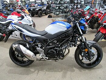 2018 Suzuki SV650 for sale 200552827