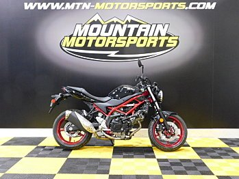 2018 Suzuki SV650 for sale 200589356