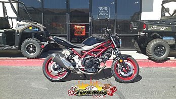 2018 Suzuki SV650 for sale 200636347