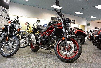 2018 Suzuki SV650 for sale 200533590