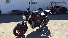 2018 Suzuki SV650 for sale 200534467