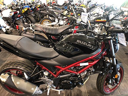 2018 Suzuki SV650 for sale 200544313