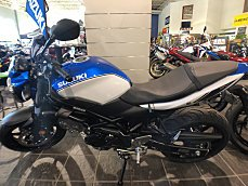 2018 Suzuki SV650 for sale 200544314