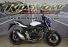 2018 Suzuki SV650 for sale 200570446