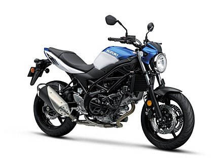 2018 Suzuki SV650 for sale 200578346