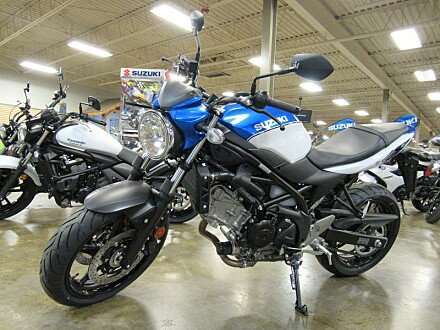 2018 Suzuki SV650 for sale 200625109