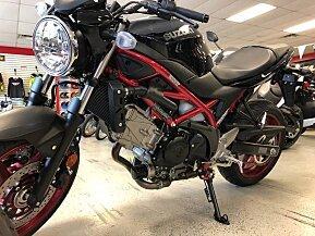 2018 Suzuki SV650 for sale 200634169
