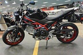 2018 Suzuki SV650 for sale 200649381