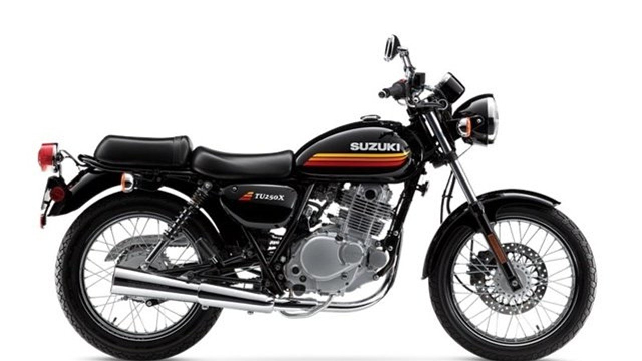 2018 Suzuki TU250X for sale 200496344