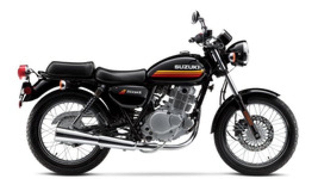 2018 Suzuki TU250X for sale 200534932