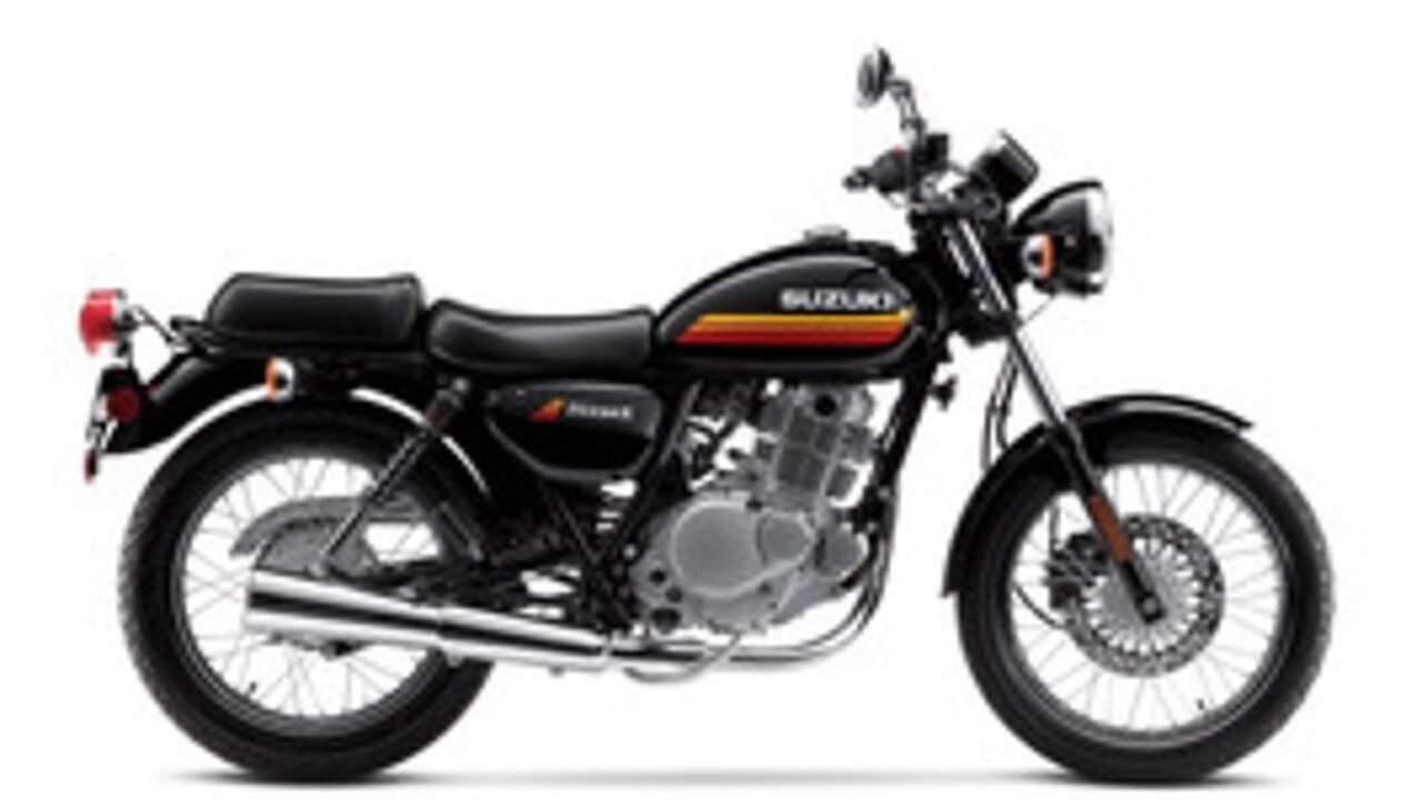 2018 Suzuki TU250X for sale 200562869