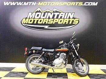 2018 Suzuki TU250X for sale 200585156