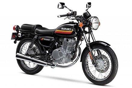 2018 Suzuki TU250X for sale 200492565