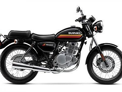 2018 Suzuki TU250X for sale 200531857