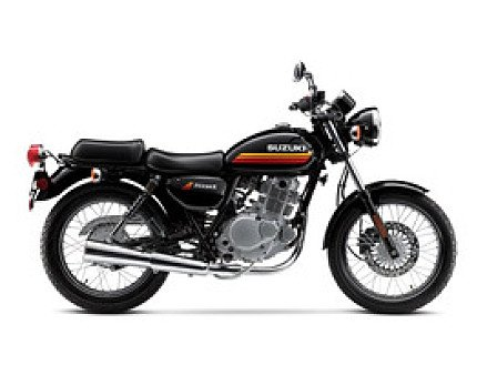 2018 Suzuki TU250X for sale 200544310