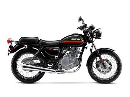 2018 Suzuki TU250X for sale 200567016