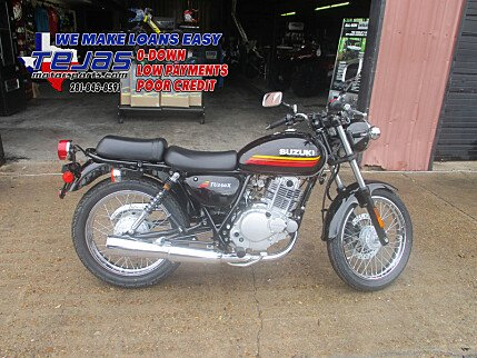 2018 Suzuki TU250X for sale 200584505