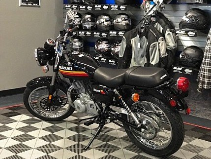 2018 Suzuki TU250X for sale 200586006
