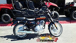 2018 Suzuki TU250X for sale 200591297