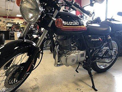 2018 Suzuki TU250X for sale 200634171